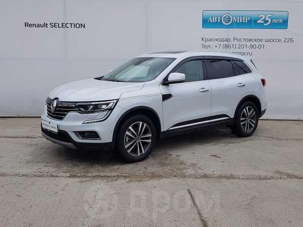 Renault Koleos, 2019 год, 2 175 894 руб.