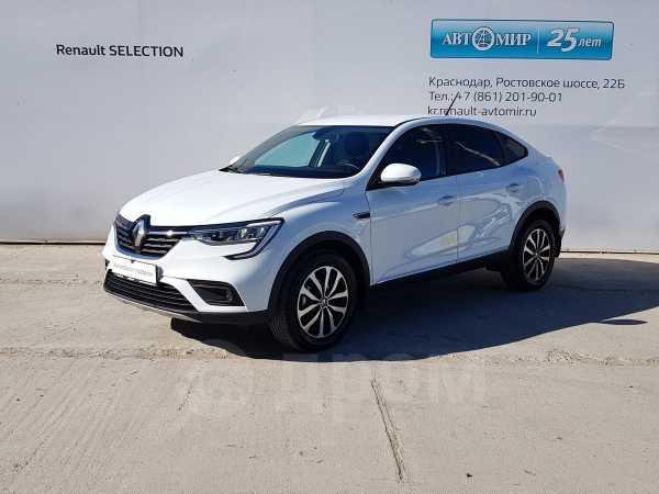 Renault Arkana, 2019 год, 1 277 000 руб.