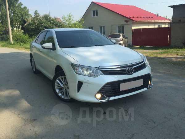 Toyota Camry, 2015 год, 1 229 000 руб.