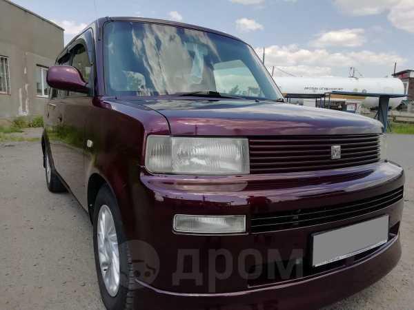 Toyota bB, 2001 год, 310 000 руб.