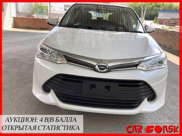 Toyota Corolla Fielder, 2016 год, 789 000 руб.