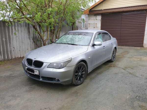 BMW 5-Series, 2004 год, 450 000 руб.