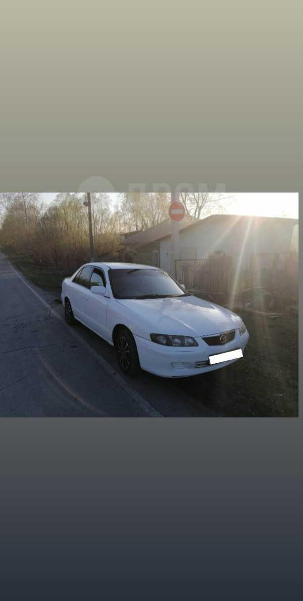 Mazda Capella, 2001 год, 155 000 руб.
