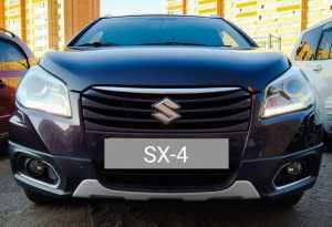 Владивосток SX4 2014