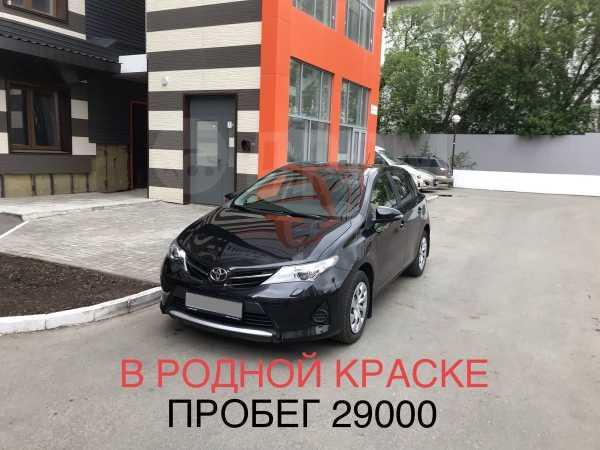 Toyota Auris, 2013 год, 829 000 руб.