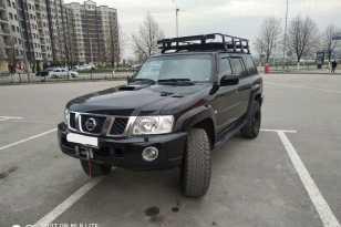 Грозный Patrol 2005
