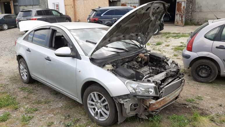 Chevrolet Cruze, 2010 год, 155 000 руб.