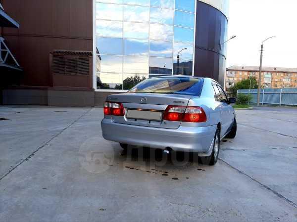 Mazda Capella, 2001 год, 225 000 руб.