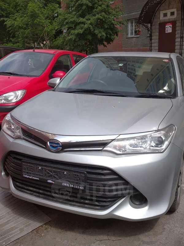 Toyota Corolla Fielder, 2015 год, 890 000 руб.
