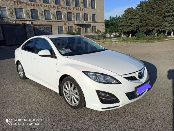 Mazda Mazda6, 2011 год, 690 000 руб.