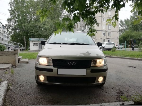 Hyundai Matrix, 2006 год, 321 000 руб.