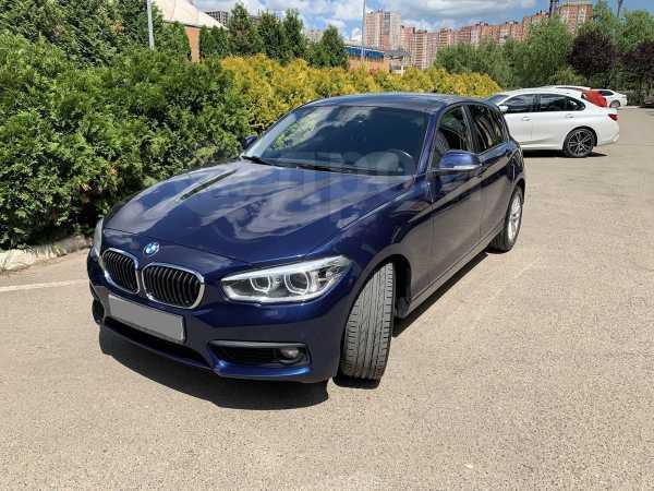 BMW 1-Series, 2017 год, 1 050 000 руб.
