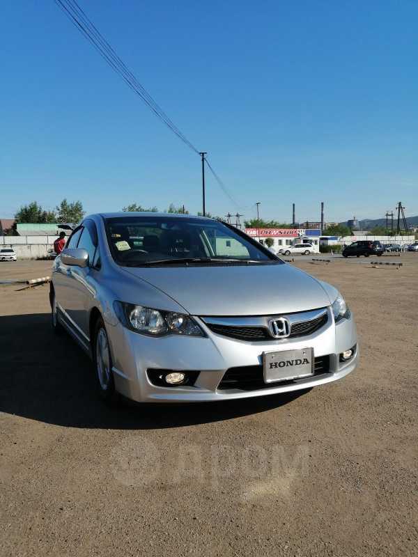 Honda Civic, 2009 год, 595 000 руб.