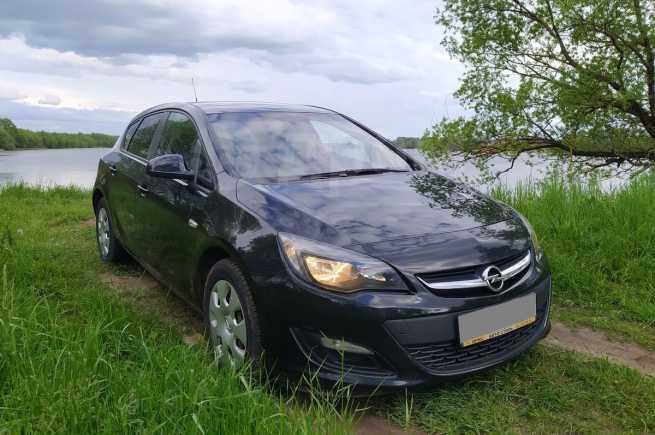 Opel Astra, 2013 год, 485 000 руб.
