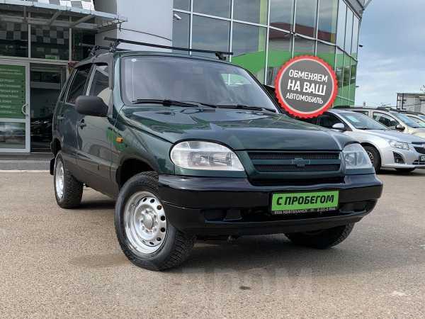 Chevrolet Niva, 2003 год, 99 000 руб.