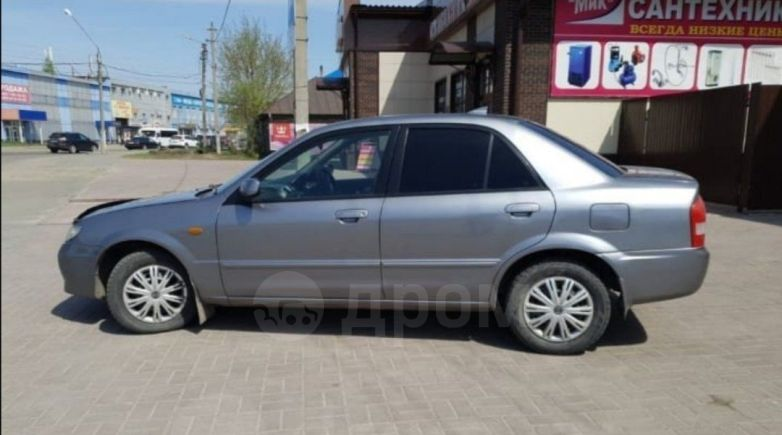 Mazda 323, 2003 год, 160 000 руб.
