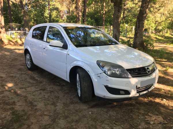 Opel Astra, 2009 год, 345 000 руб.