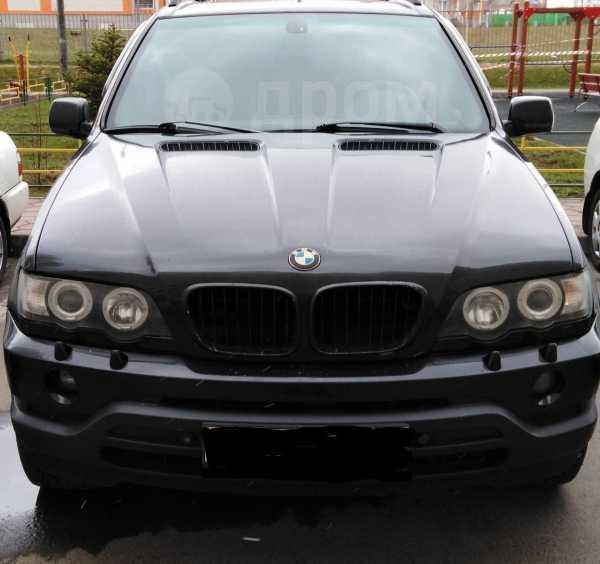BMW X5, 2001 год, 465 000 руб.