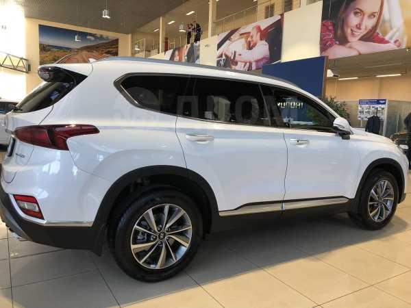 Hyundai Santa Fe, 2020 год, 3 004 000 руб.