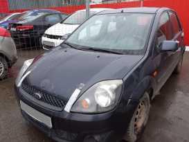 Тула Ford Fiesta 2006