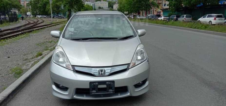 Honda Fit Shuttle, 2012 год, 530 000 руб.
