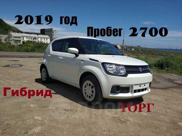 Suzuki Ignis, 2019 год, 585 000 руб.