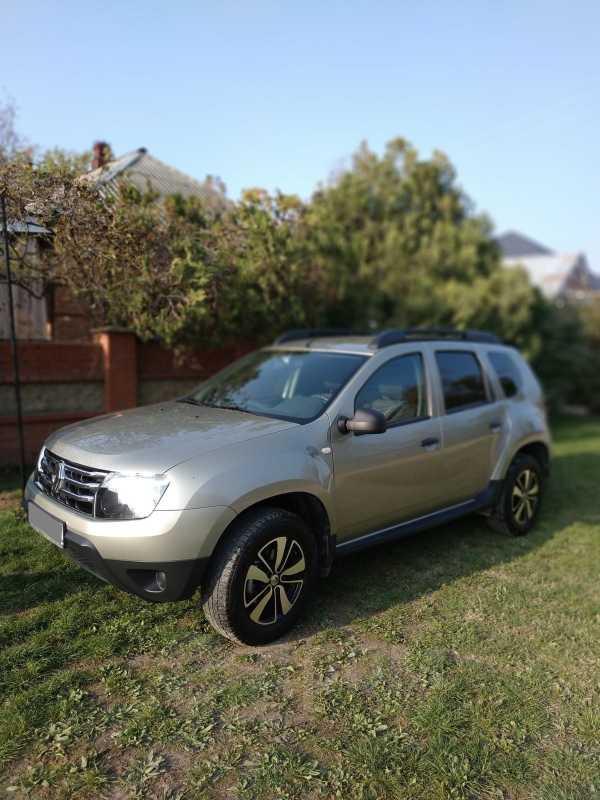 Renault Duster, 2015 год, 695 000 руб.