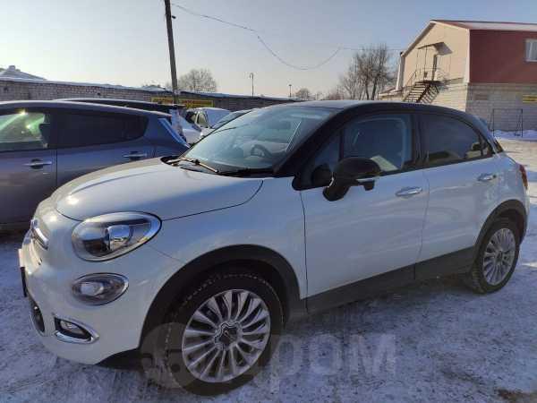Fiat 500X, 2016 год, 950 000 руб.