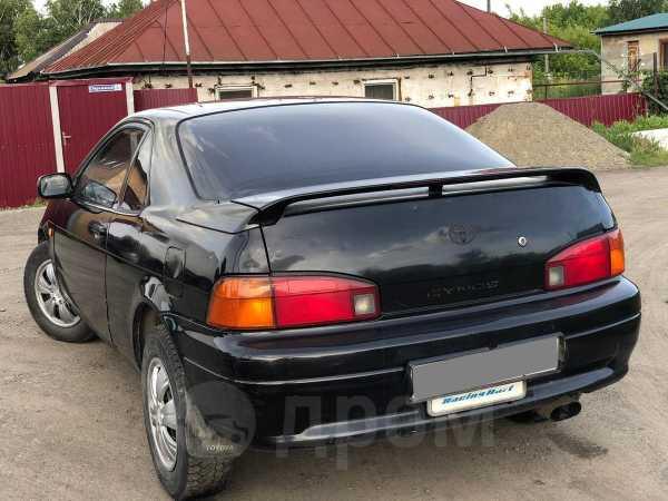 Toyota Cynos, 1991 год, 98 000 руб.
