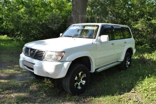Nissan Safari, 2001 год, 737 000 руб.