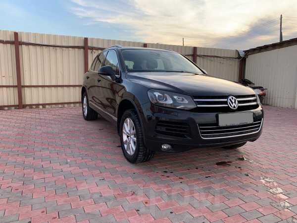 Volkswagen Touareg, 2011 год, 1 090 000 руб.