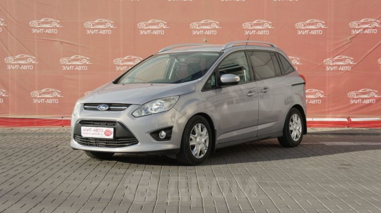 Ford Grand C-MAX, 2011 год, 470 000 руб.