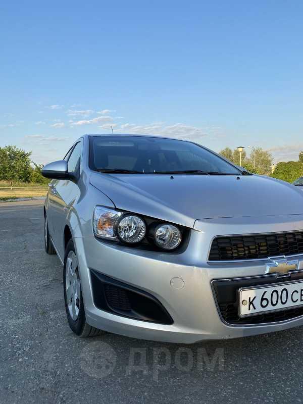 Chevrolet Aveo, 2015 год, 520 000 руб.