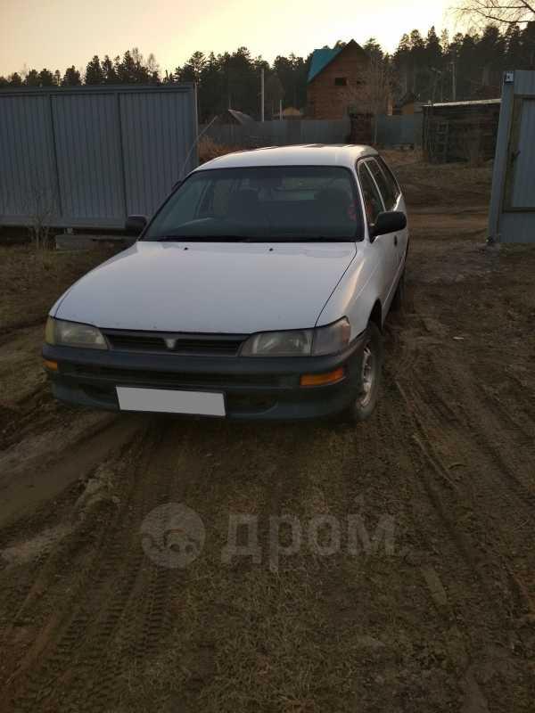 Toyota Corolla, 1999 год, 90 000 руб.
