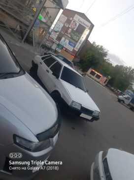 Усолье-Сибирское 21099 1992