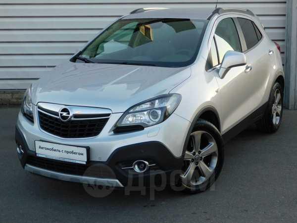 Opel Mokka, 2013 год, 624 955 руб.
