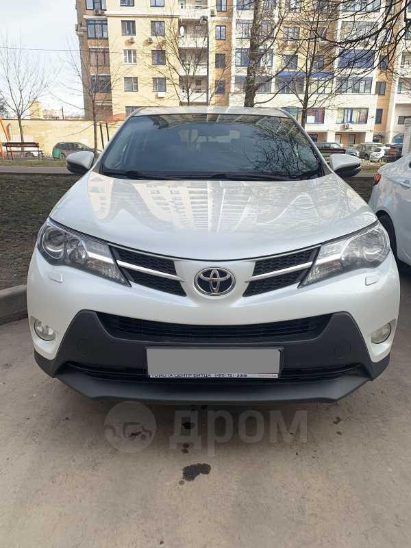 Toyota RAV4, 2015 год, 1 200 000 руб.