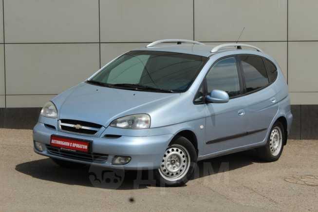 Chevrolet Rezzo, 2007 год, 215 000 руб.