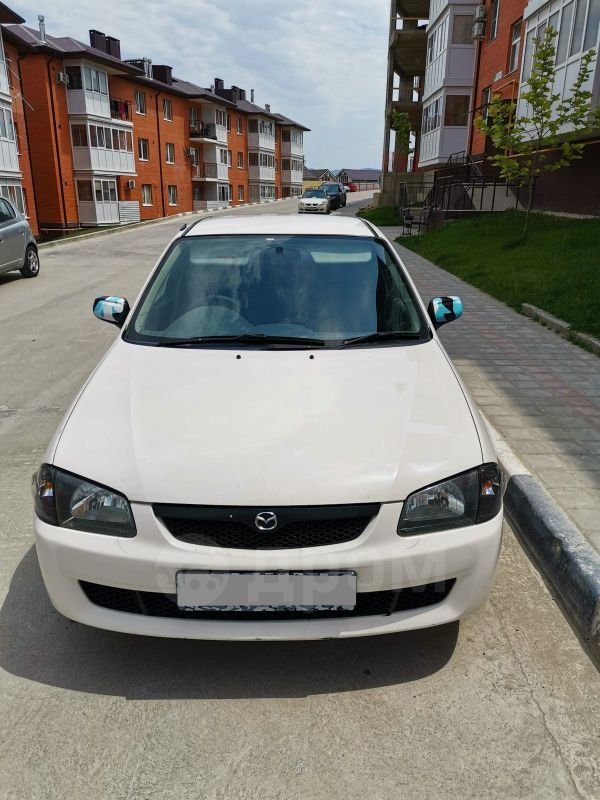 Mazda Familia, 1998 год, 160 000 руб.