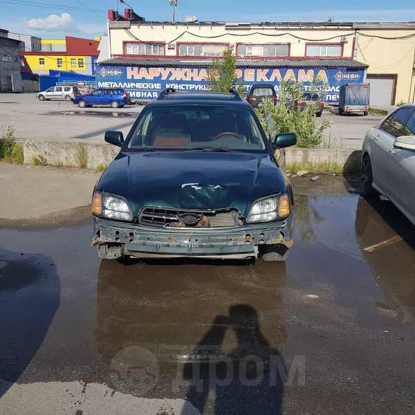 Subaru Outback, 2001 год, 185 000 руб.
