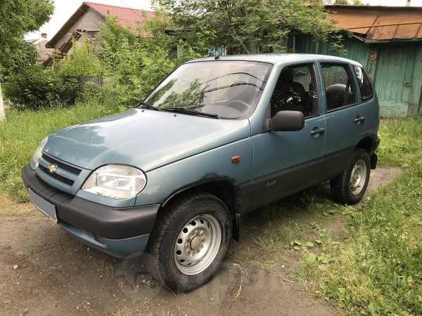 Chevrolet Niva, 2006 год, 179 000 руб.