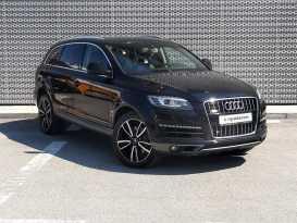 Тюмень Audi Q7 2012