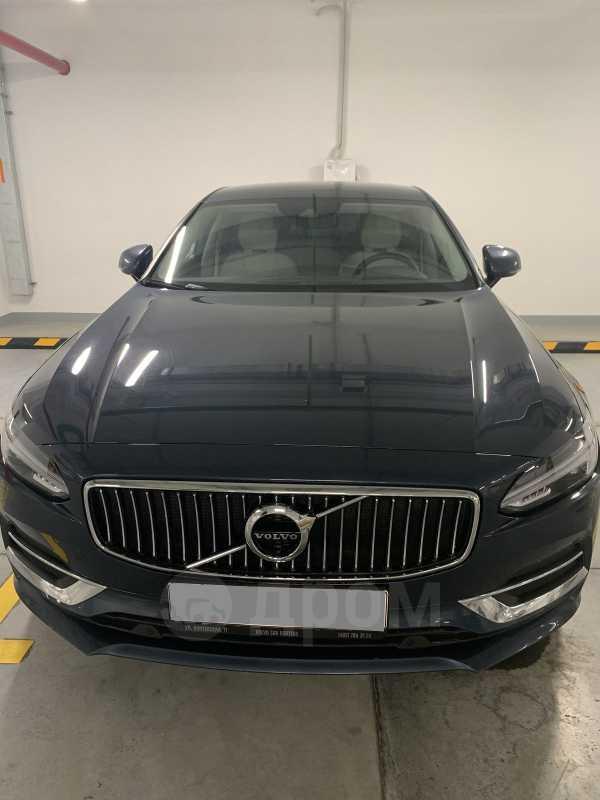 Volvo S90, 2017 год, 2 190 000 руб.