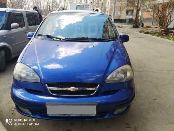 Chevrolet Rezzo, 2006 год, 240 000 руб.