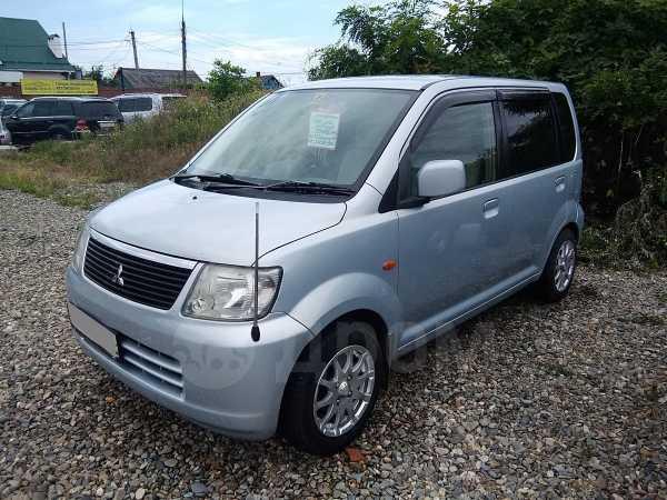 Mitsubishi eK Wagon, 2006 год, 245 000 руб.