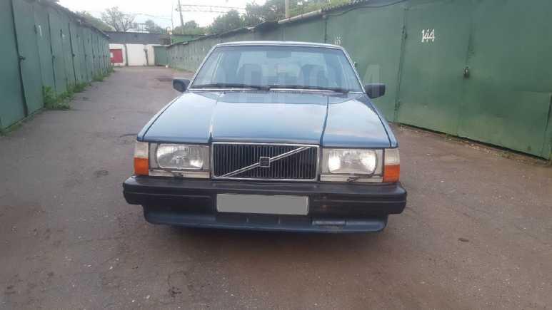 Volvo 740, 1988 год, 65 000 руб.