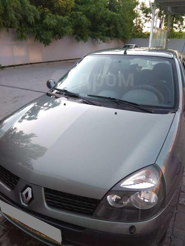 Renault Symbol, 2002 год, 125 000 руб.