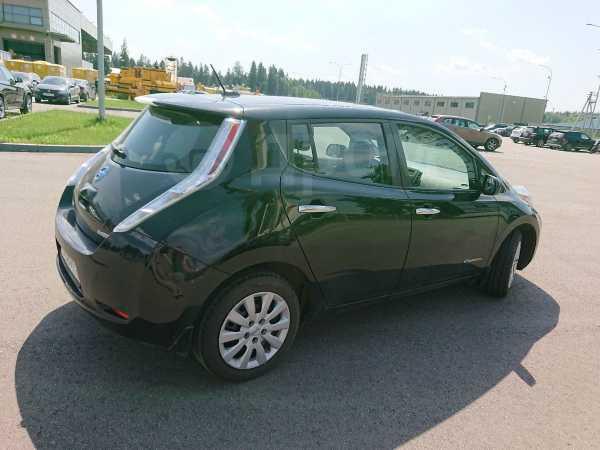 Nissan Leaf, 2015 год, 1 150 000 руб.