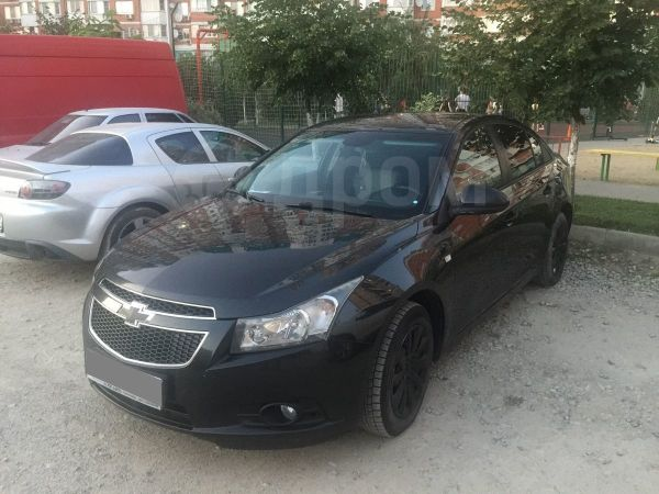 Chevrolet Cruze, 2012 год, 320 000 руб.