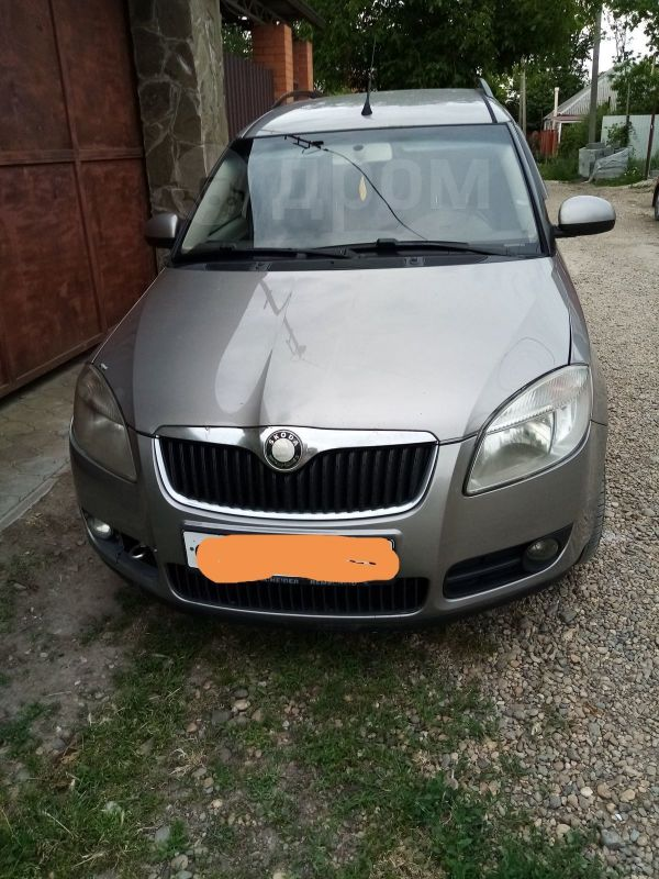 Skoda Roomster, 2007 год, 320 000 руб.